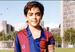 Xavi-Hernández-de-niño