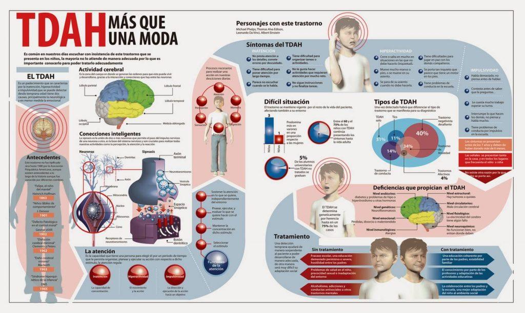 TDAH-interesante-visual-y-completa-infografía-